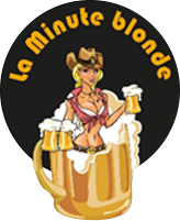 La Minute Blonde Logo